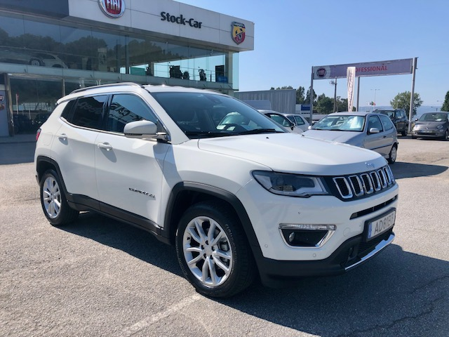 Jeep Compass 1.3 Limited DCT