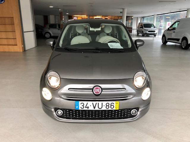 Fiat 500 1.2 Cx Aut.
