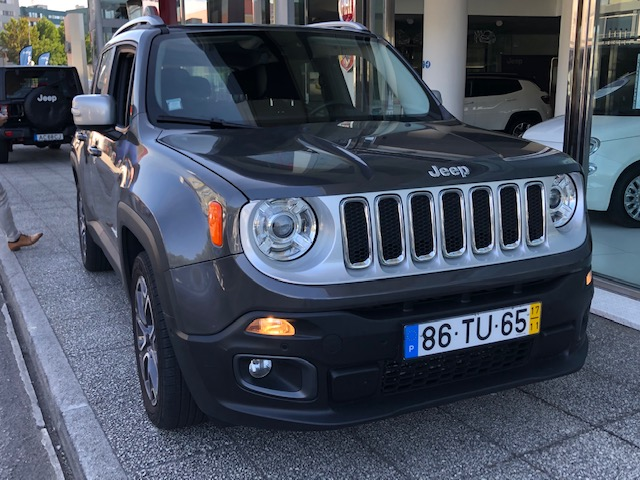 Jeep Renegade 1.6